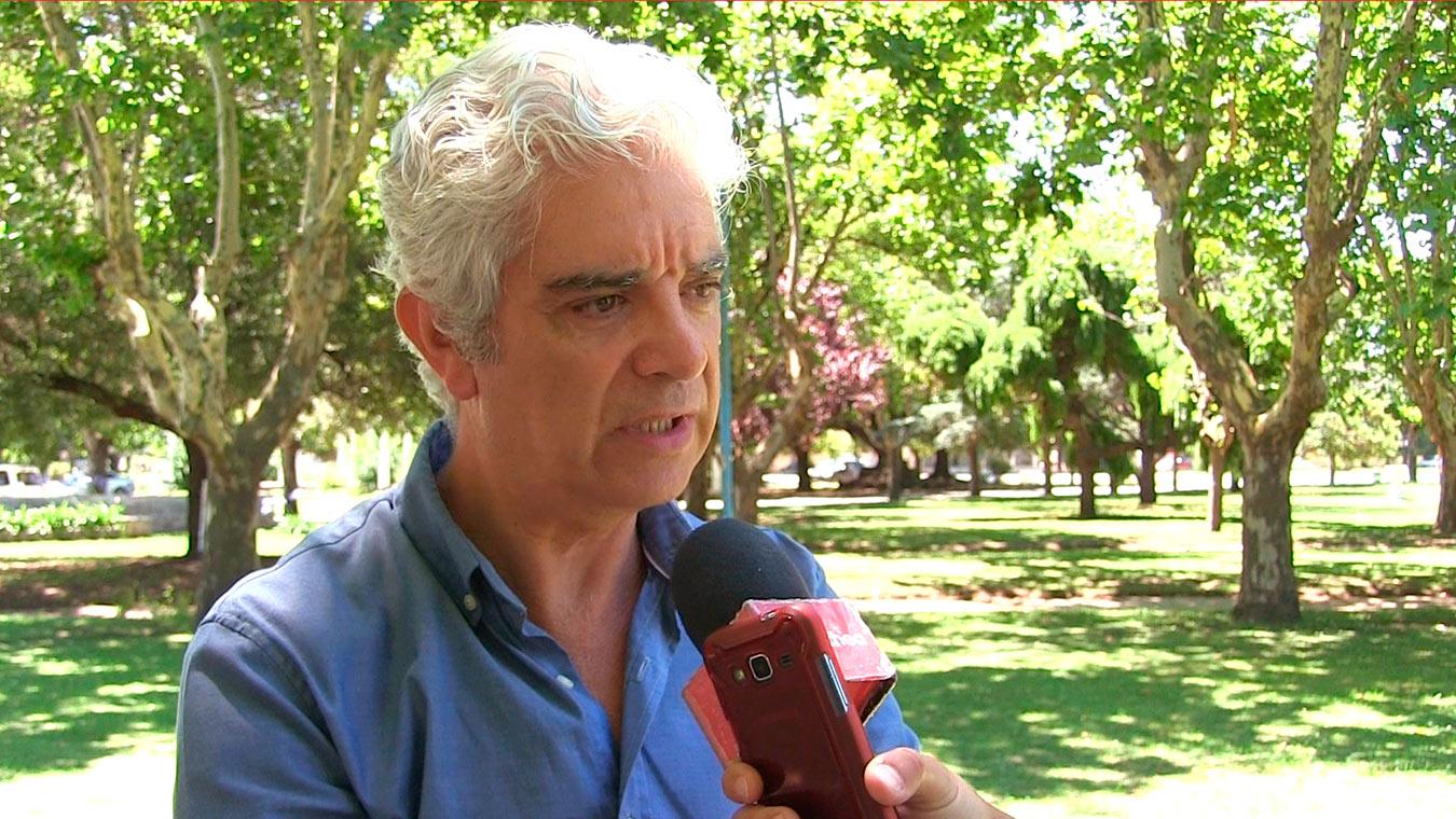José María Álvarez explicó la difícil situación del área de Salud