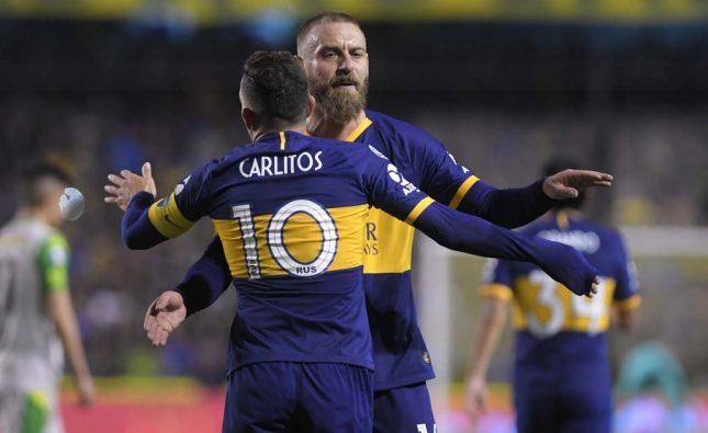 Boca busca dar el primer paso a semifinales en la altura de Quito