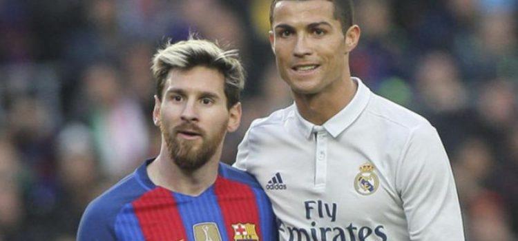 Cristiano Ronaldo contó cuál es su principal diferencia con Messi