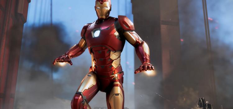Avengers: El juego lanza un nuevo adelanto