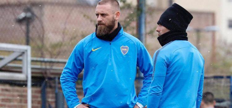 Se viene el debut de Daniele De Rossi: hora y tv de Boca – Almagro por Copa Argentina