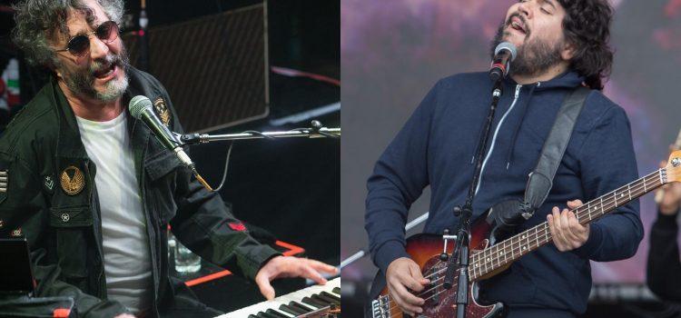 Santiago Motorizado y Fito Páez, juntos en una gran versión de «El tesoro»