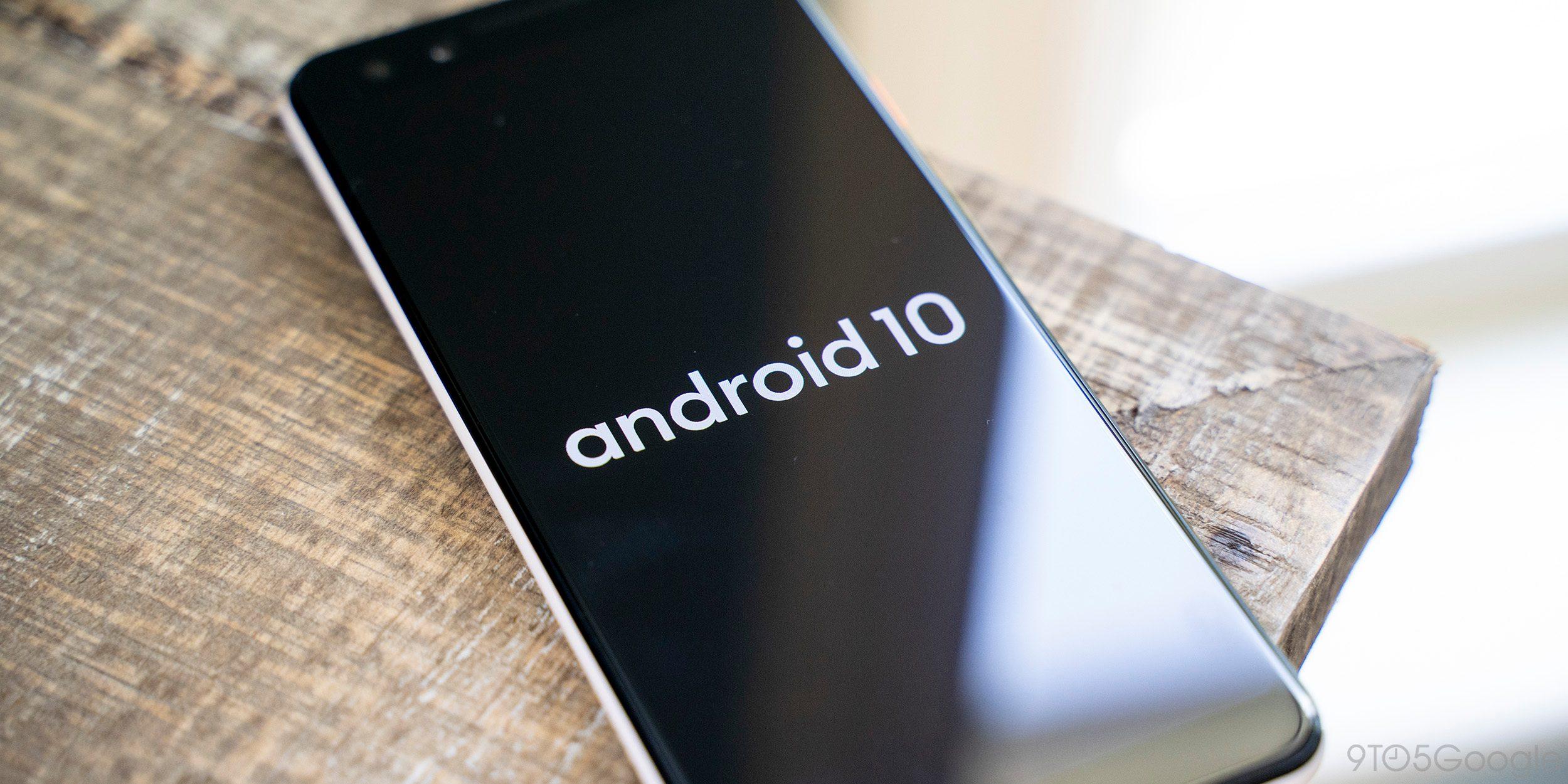 Android 10: la próxima versión del sistema operativo móvil de Google abandona los postres