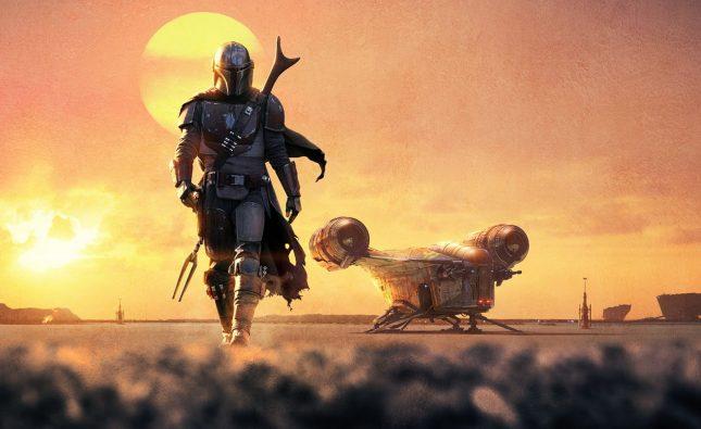 The Mandalorian estrena su primer trailer