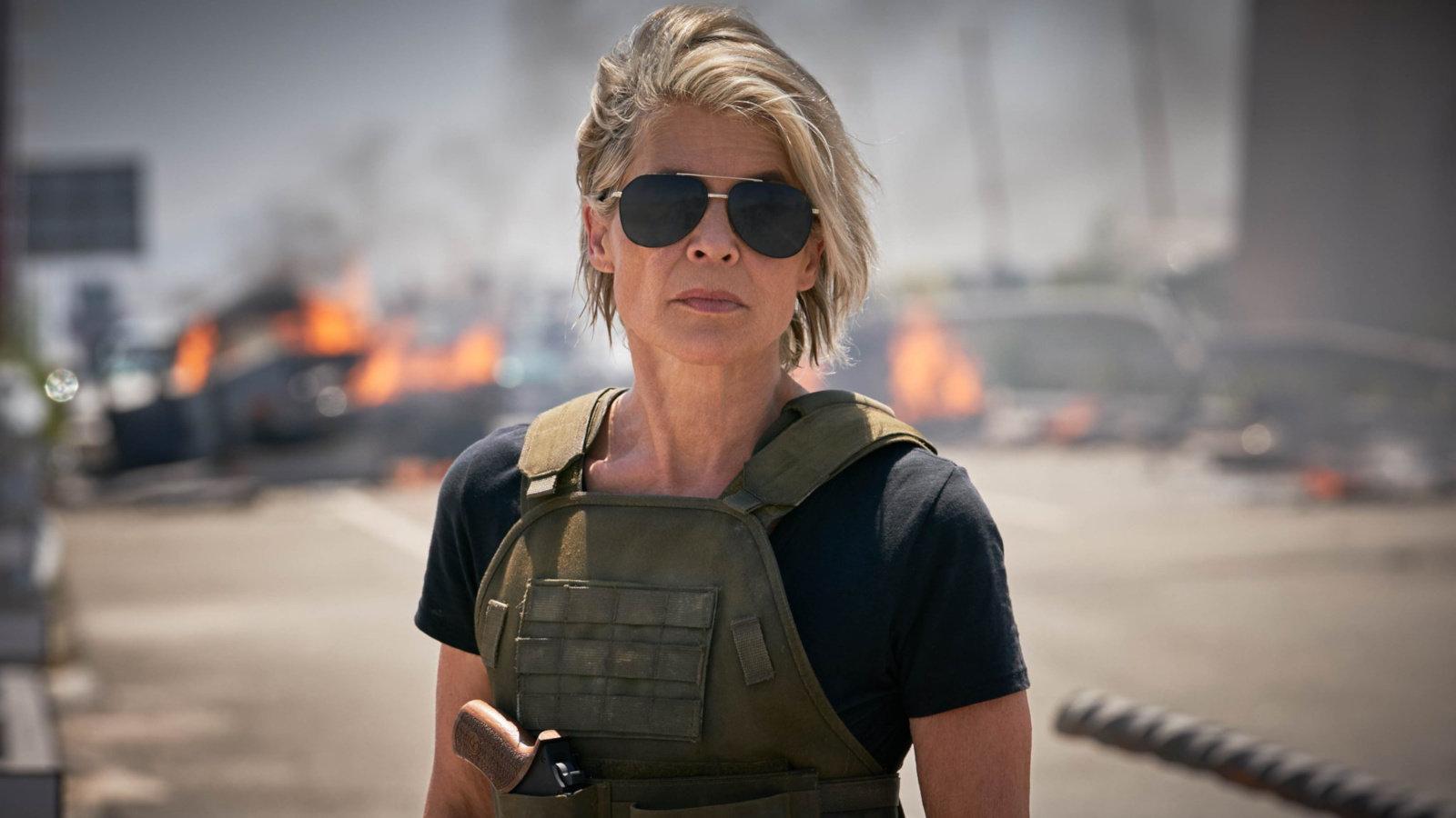 Terminator: Dark Fate estrena un nuevo adelanto