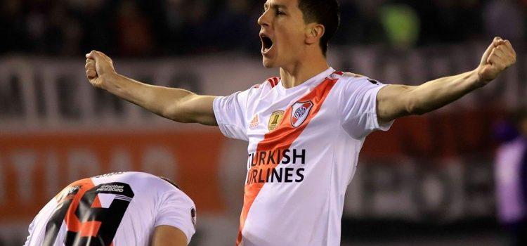 Con el VAR como protagonista, River le ganó 2 a 0 a Cerro Porteño