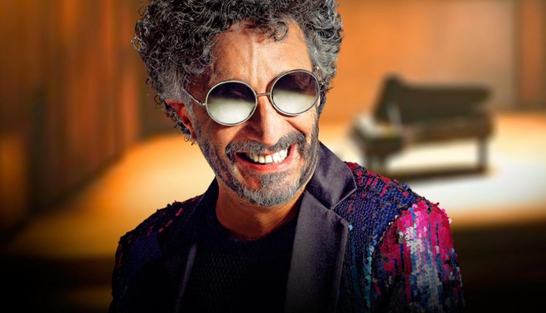 Fito Páez vuelve a Estados Unidos para su show «Una noche en Hollywood»