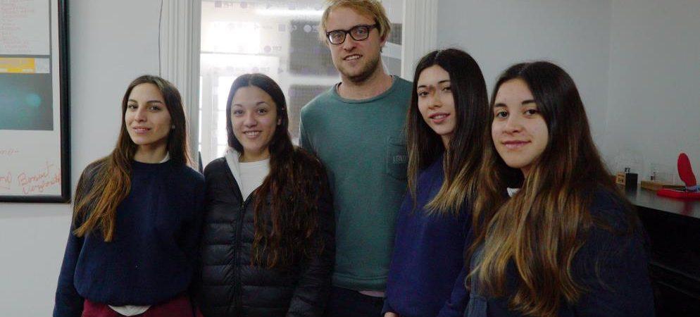 Alumnas del Colegio de Hermanas impulsan un proyecto para visibilizar la Ley de Talles