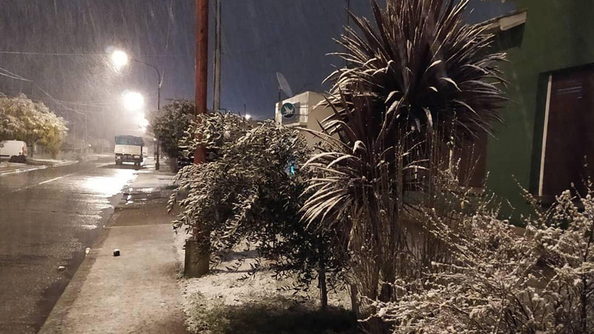 Carlos Sotelo sobre la posibilidad de nieve en Necochea: «No es una zona propensa para las nevadas»