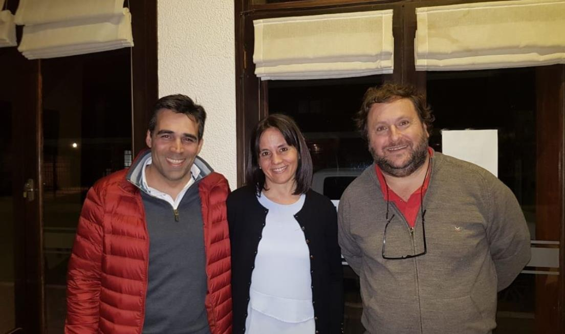 Leonardo Giorgetti tras la reunión con candidatos: «La planta de efluentes es prioridad 1 en el distrito»