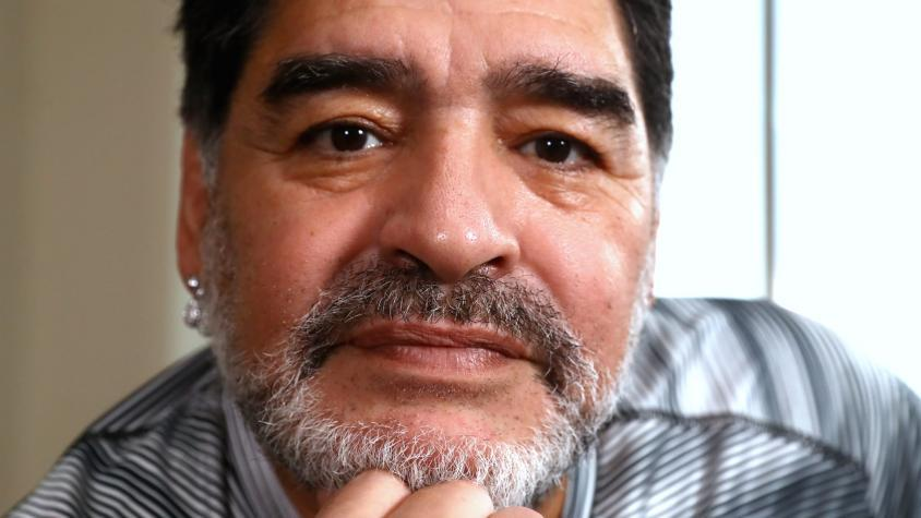 Maradona, ¿cerca de dirigir un equipo argentino?