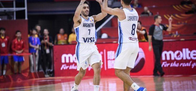 Argentina venció a Venezuela y está en cuartos de final del Mundial