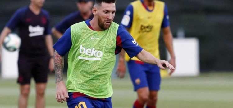 El regreso de Leo Messi se hace esperar