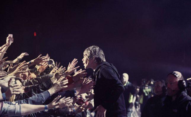 John Squire confirmó la separación de The Stone Roses