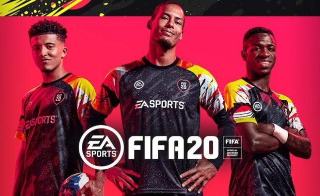 La demo de FIFA 20 ya está disponible en PlayStation 4, PC y Xbox One