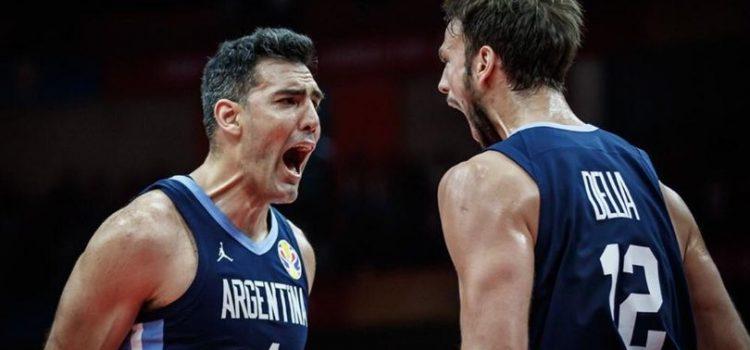La Selección Argentina de básquet clasificó a los Juegos Olímpicos de Tokio 2020