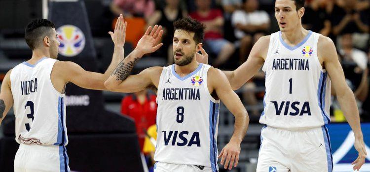 Mundial de básquet: Argentina venció a Serbia y está en semifinales