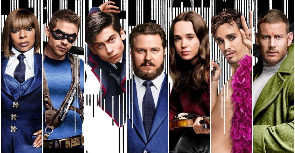 The Umbrella Academy agranda su elenco para la segunda temporada